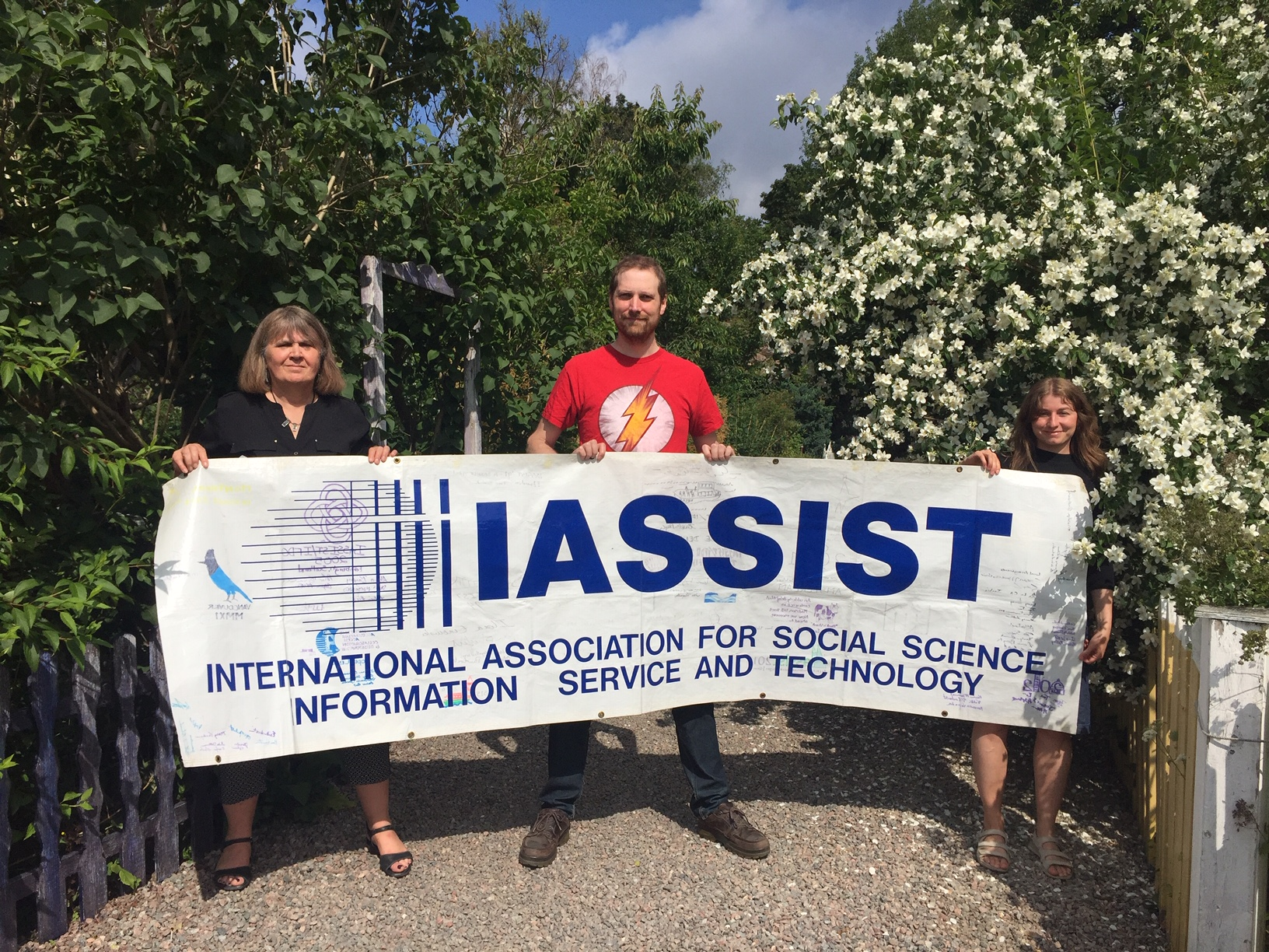 IASSIST – local committee