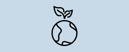 Symbol for Environment, Climate and Earth Sciences
